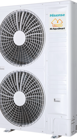 空气源热泵外机