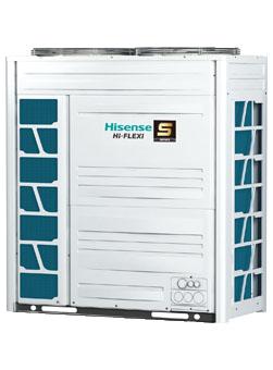 Hi-FLEXi S Heat Recovery outdoor